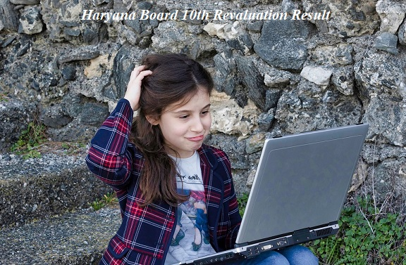 HBSE 10th Revaluation Result 2021