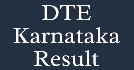 dte karnataka result 2021