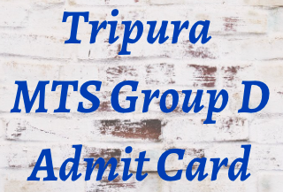 tripura mts admit card 2021